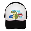 Florida State Flag Kids Trucker Hat