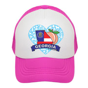 Georgia Heart Trucker Hat