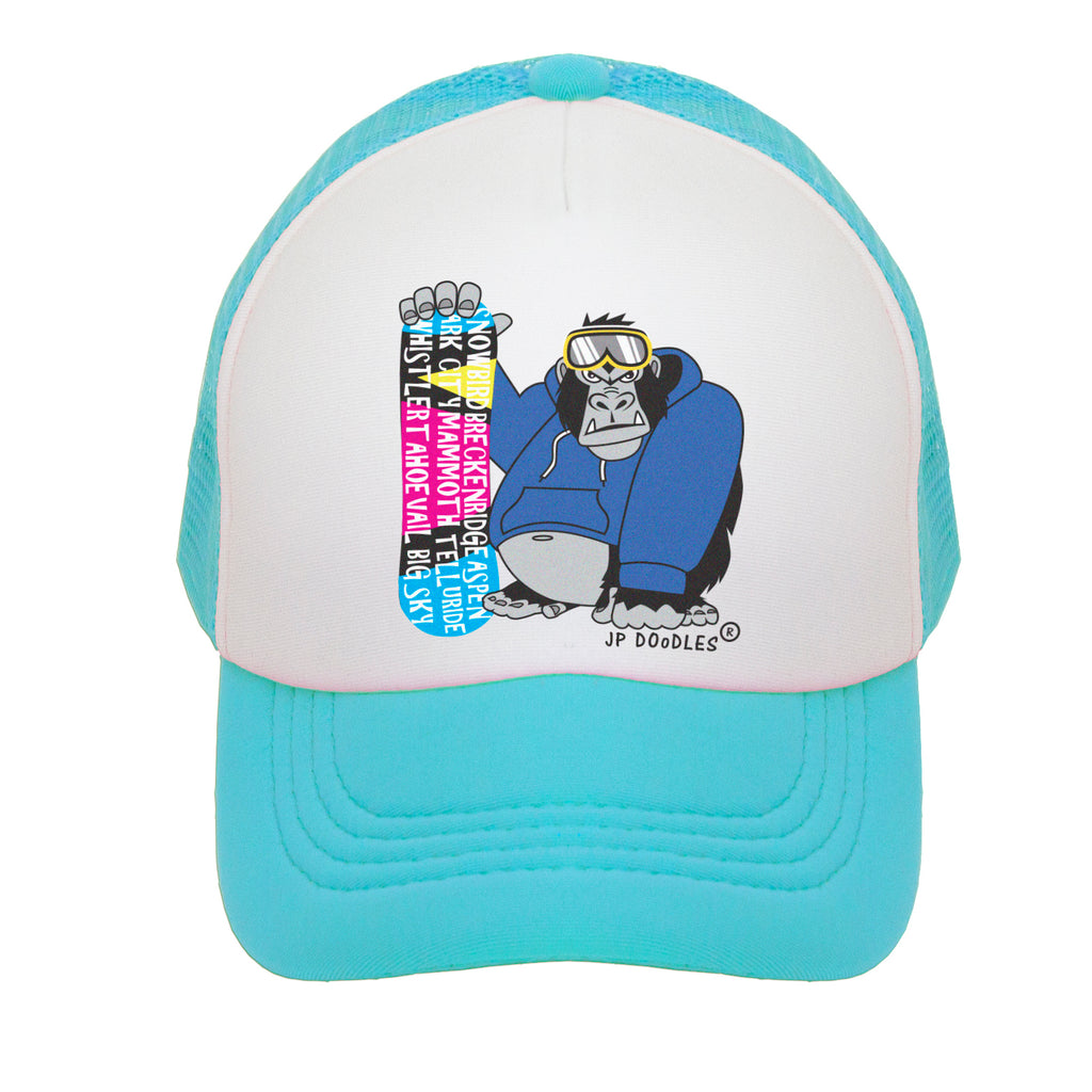b7df82f57b0 Gorilla Kids Trucker Hat