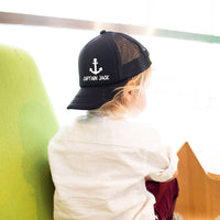 Personalized Text Kids Trucker Hat