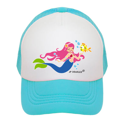 Mermaid Kids Trucker Hat