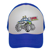 Monster Truck Kids Trucker Hat