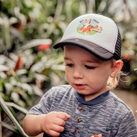 Mesh Hats for Kids
