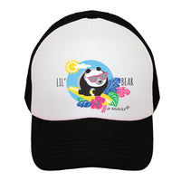 Panda Girl Kids Trucker Hat