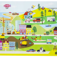 Placemat Design for Kids