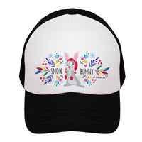 Snow Bunny Kids Trucker Hat