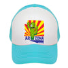Arizona State Flag Kids Trucker Hat
