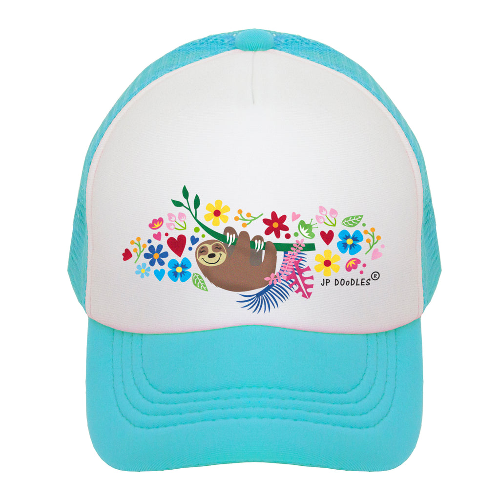 Sloth Kids Trucker Hat