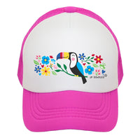 Toucan Kids Trucker Hat