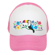 Toucan Baby Toddler Kids Trucker Hat