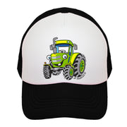 Tractor Kids Trucker Hat