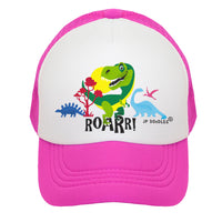 Dinosaur Kids Trucker Hat