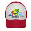 T-Rex Dinosaur Baby Infant Toddler Kids Trucker Hat