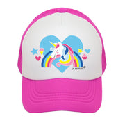Unicorn Baby Infant Toddler Kids Trucker Hat