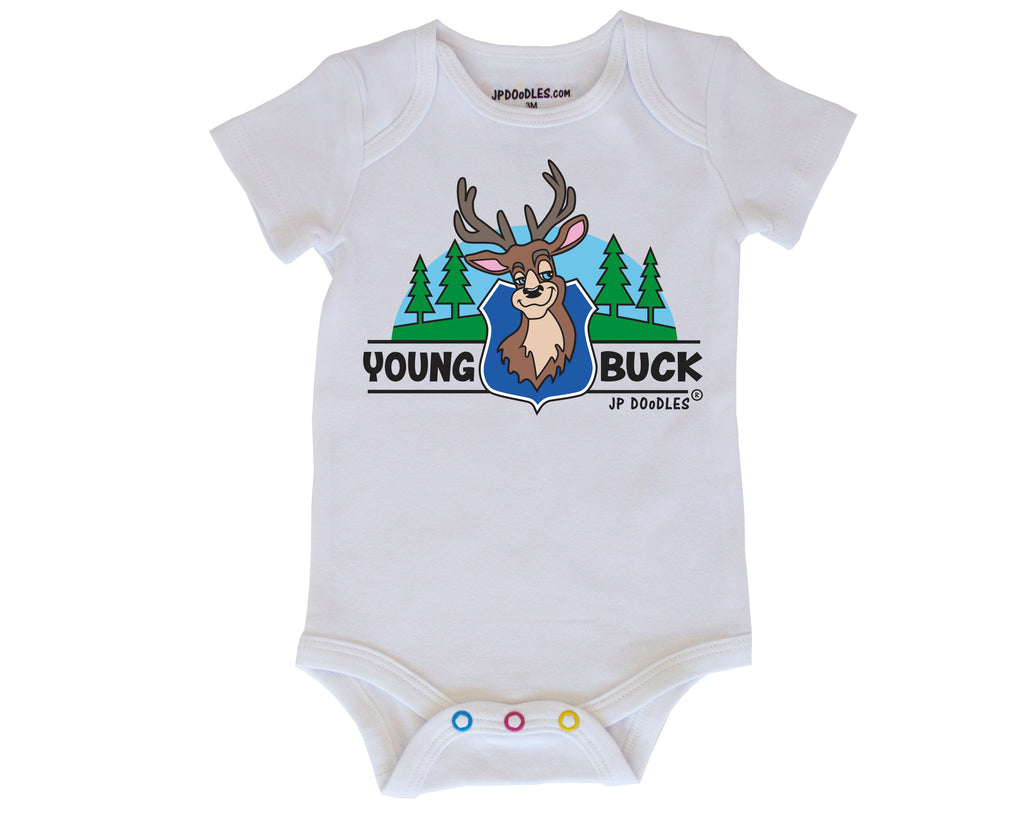 Young Buck Baby Bodysuit