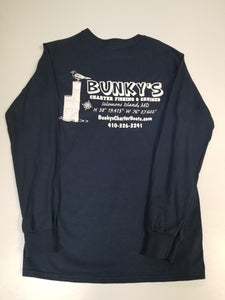 Bunky's Long Sleeve Original Logo