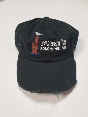 Bunky's Hat w/ Hand Embroidery