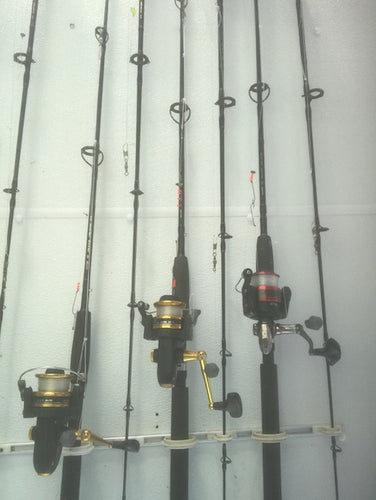 Rod Rental Rigged & Ready Headboat only