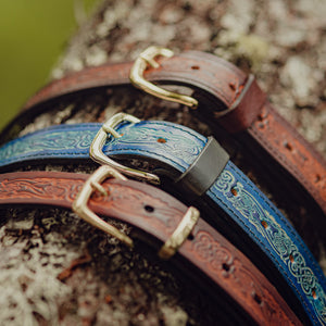 Colourful Belts