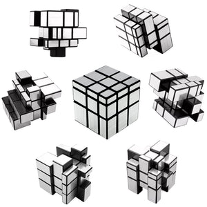 Mirrored Rubik's Cube