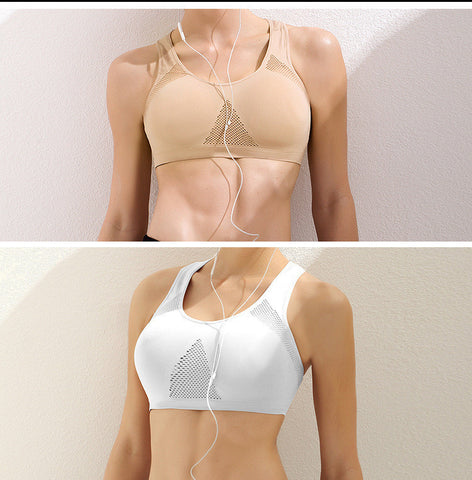 Professional Absorb Sweat Running Sports Bra