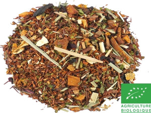 rooibos honeybush yogi tea bio detox
