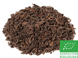 the pu erh bio chine