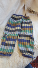 TODDLER HEMP/COTTON PLAY PANTS SIZE 4