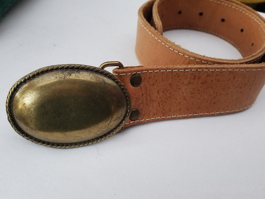 vinage belt
