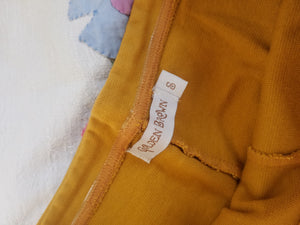 Golden brown the label flared Carnaby Pants 👌🏼 size S bigger fit!