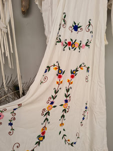 Filly boo embroidered dress