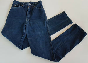 vintage 80s high waisted Lee jeans