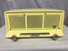 Viking RM 290 jet age retro tube radio