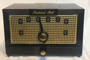 1955 Packard Bell 5R1 Tube Radio
