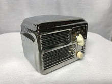 1946 Arvin 444AM Tube Radio With Bluetooth input.