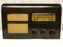 Addison MWD5 Tube Radio With Bluetooth input.