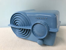 "Crosley 11-119u ""Bullseye"" Tube Radio With Bluetooth input."