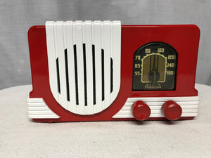 Addison L2 Tube Radio With Bluetooth input.