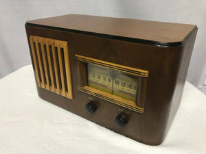 Vintage Viking 1U51-1E Tube Radio With Bluetooth input.