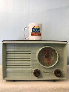 1950 Coronado Tube Radio With Bluetooth input.