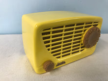 1951 Arvin 540T Midget Tube Radio With Bluetooth input.