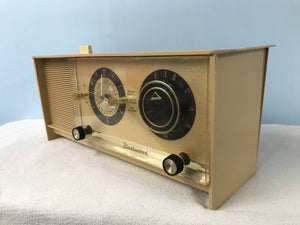 Fleetwood 5068 Tube Radio With Bluetooth input.