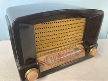 1948 General Electric C-600 Tube Radio With Bluetooth & FM Options
