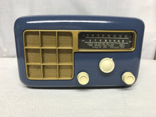 Hallicrafters 5R35 Tube Radio With Bluetooth input.