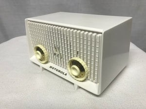 Vintage Motorola MK-56R Radio With Bluetooth input.