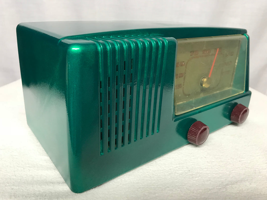 General Electric C-403 vintage tube radio