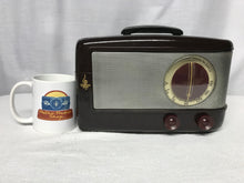 Emerson model 543 Tube Radio With Bluetooth input.