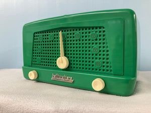 Hallicrafters Atomic Tube Radio With Bluetooth input.
