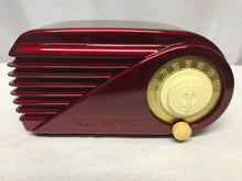 "Northern Electric ""Bullet"" Tube Radio With Bluetooth input."