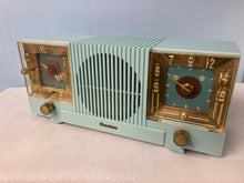 1954 Firestone 4-A-127 Clock Radio
